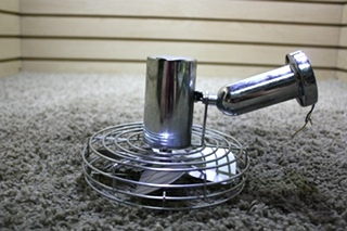 USED RV CHROME DASH FAN MOTORHOME PARTS FOR SALE