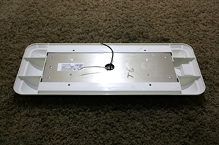 USED RV THIN-LITE 652 LIGHT FIXTURE FOR SALE