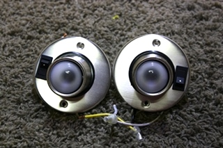 USED MOTORHOME SET OF 2 SWIVEL READING LIGHT FIXTURES FOR SALE