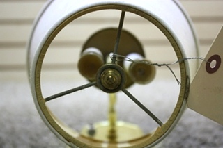 USED MOTORHOME SHADE WALL SCONCE LIGHT FIXTURE FOR SALE