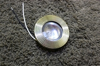 USED RV LITECO 1651H PUCK LIGHT FIXTURE FOR SALE