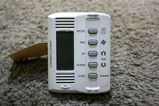 USED RV 5 BUTTON DUO-THERM BY DOMETIC COMFORT CONTROL THERMOSTAT FOR SALE