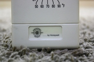 USED RV FAN-TASTIC VENT BY HONEYWELL THERMOSTAT FOR SALE