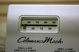 USED MOTORHOME COLEMAN-MACH THERMOSTAT FOR SALE