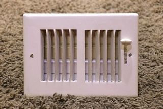 USED RV WHITE METAL CEILING VENT FOR SALE