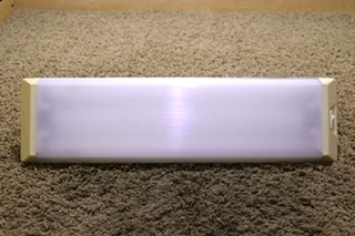 USED MOTORHOME 616WW THIN-LITE CEILING LIGHT FIXTURE RV PARTS FOR SALE