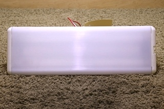 USED OPTRONICS MODEL: 179 CEILING LIGHT FIXTURE RV PARTS FOR SALE