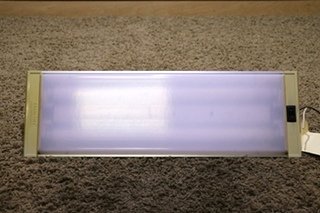 USED RV THIN-LITE CEILING LIGHT FIXTURE MODEL: 736 FOR SALE